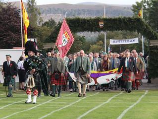 2017 Braemar Gathering Society March