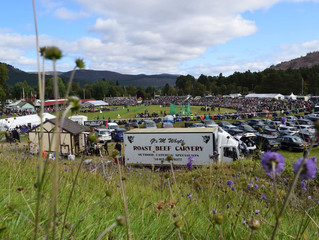 2017 Braemar Gathering Results