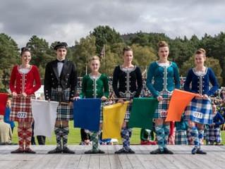 Open highland dancing - Online registration