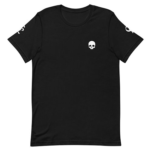 Creepolandia Skull Short-Sleeve Unisex T-Shirt