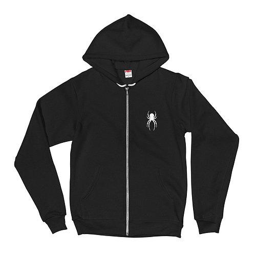 Creepolandia Zip-Up Hoodie sweater
