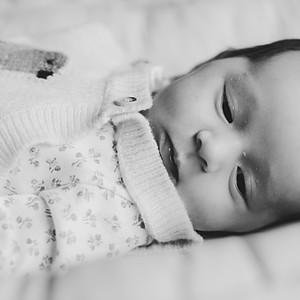 Newborn Shooting Toni