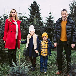 Familienshooting Christbaumhof Bianca