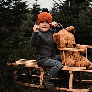 Rikka - Xmas Family Photoshoot