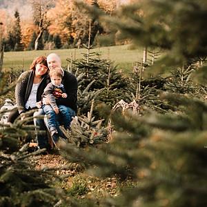 Silvia - Xmas Family Shoot