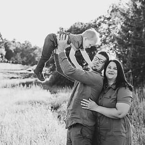 Familien Fotoshooting Myriam