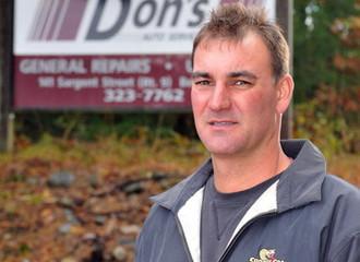VOICES OF THE VALLEY: Erik Gay, Don's Auto Service, Belchertown
