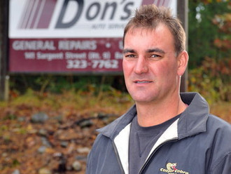 VOICES OF THE VALLEY: Erik Gay, Don's Auto Service, Belchertown