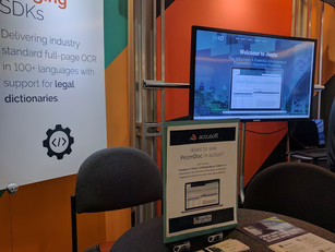 CORNERSTONE DISCOVERY TAKES ON LEGALTECH NY