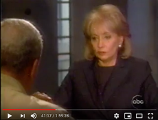 Barbara Walters Inerview