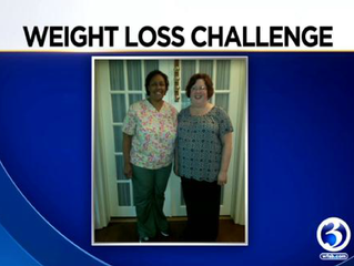 Nurses embark on weight loss journey together