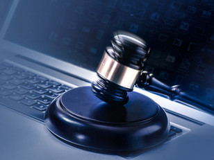 THE FUTURE OF LAW IS CHANGING; TECHNOLOGY IS HERE TO STAY.