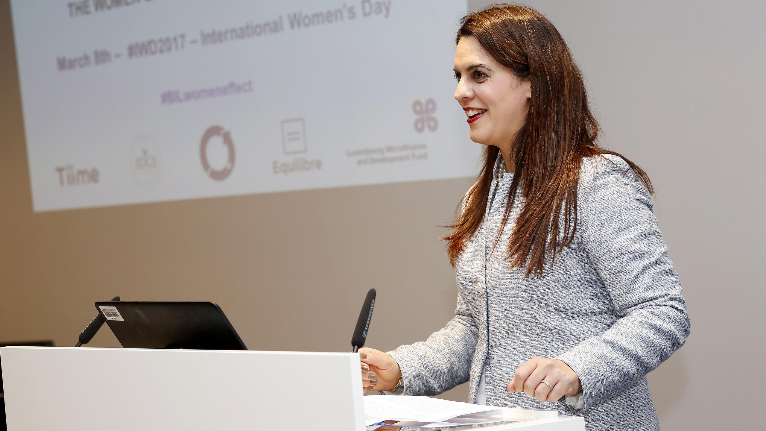 BIL Women Effect event