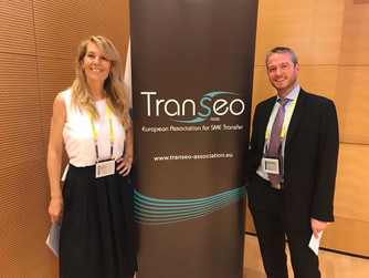 TIIME at Transeo SME Transfer Summit 2018