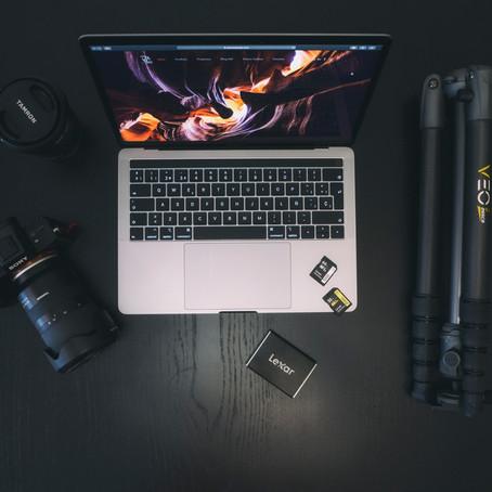 5 Píldoras fotográficas sobre material fotográfico para viajar este verano.