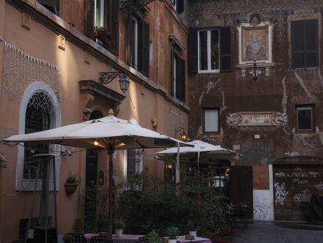 Roma, la ciudad eterna.