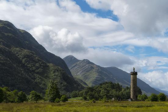 Monumento de Glenfinann