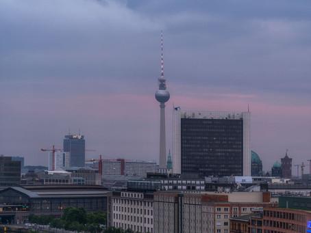 Berlín, de paseo por la capital alemana.