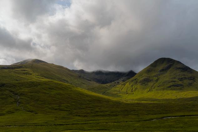Valles de Escocia