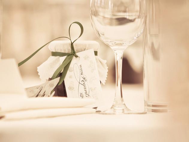 Wedding Favour Tag