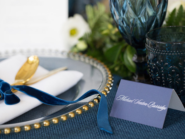 The Deer Park Place Setting