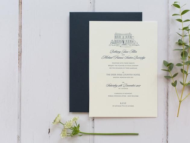 The Deer Park Invitation