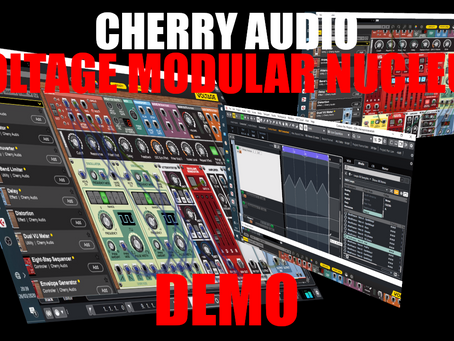 Free Modular Synthesis with Cherry Audio Voltage Modular Nucleus