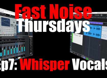 Waves Morphoder Vocal Thickening Trick  (Fast Noise Thursdays Ep7)