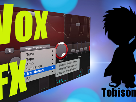 HipHop / Rap Vocal FXs with FabFilter Saturn 2