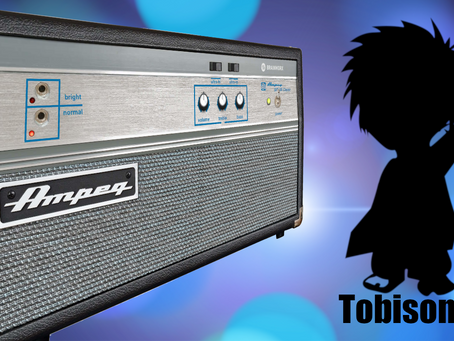 The Tools You Need & No More: Ampeg SVT-VR Classic Bass Amp Plugin (Free until Feb 18th)