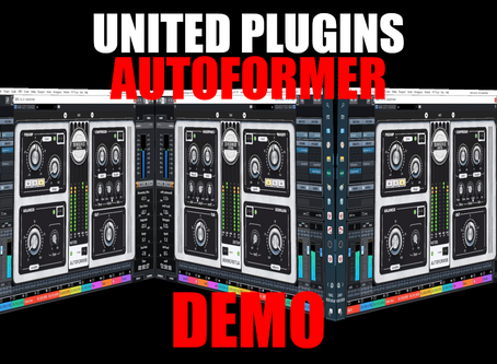 United Plugins Soundevice Digital Autoformer Demo