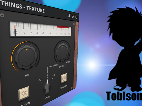 Intuitive Sound Design, Texture & Depth with AudioThing Texture
