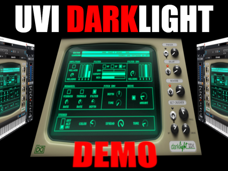UVI Darklight Demo