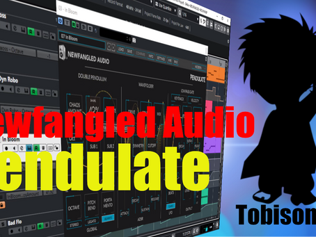 Newfangled Audio Pendulate Delivers a Unique Set of Flavors & Textures ..and it's Free!