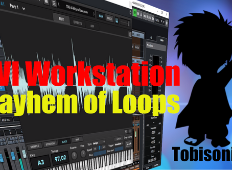 Professional Beats for Your Productions. UVI Workstation: Mayhem of Loops & Sample Editor
