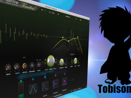 Fabfilter Timeless 3: Is the New Interface Intuitive?  Does Timeless 3 Give Me Something Different?