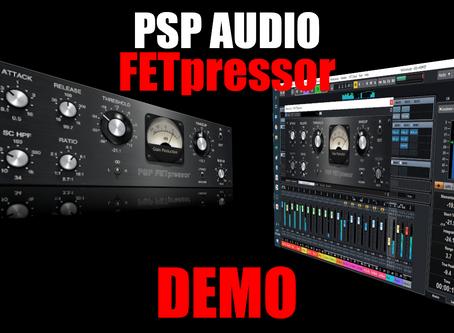 PSP FETpressor Demo