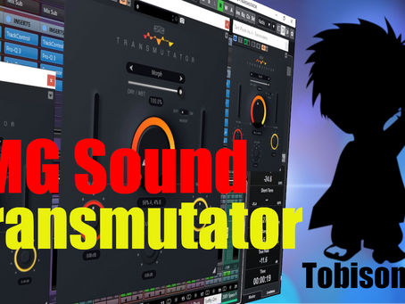 Getting Creative with the JMG Sound Transmutator (Crossfades & Transitions VST) via United Plugins
