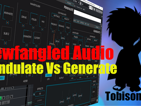 Newfangled Audio Pendulate Vs Generate : What's the Difference?