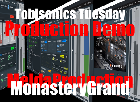 MeldaProduction & United Plugins MonasteryGrand & MonasteryGrand Creative Production Demo