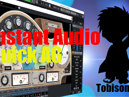 Instant Audio Quick AG : An Easy to Use All in One Solution for Mixing Acoustic Guitars.