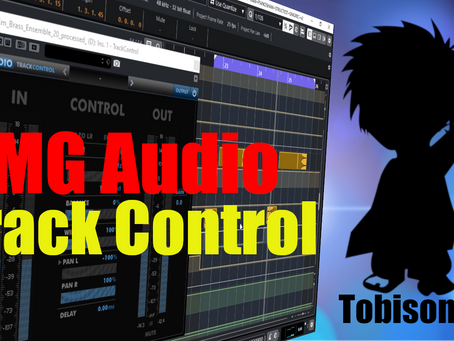 DMG Audio Track Control : A Swiss Army Knife of Track Control.  My Favorite Free Plugin