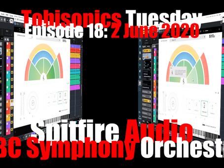 Spitfire Audio BBC Symphony Orchestra (Discover)