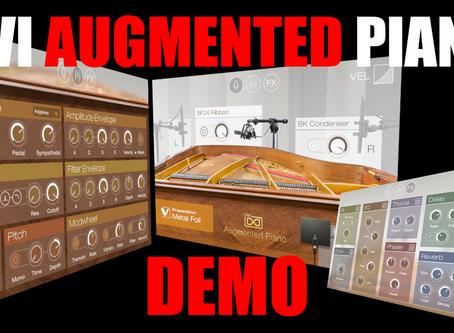 UVI Augmented Piano Demo