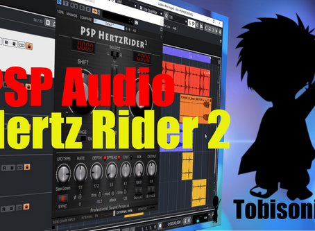 PSP Audioware Hertz Rider 2 : A Great Tool for Your Mixing Toolbox