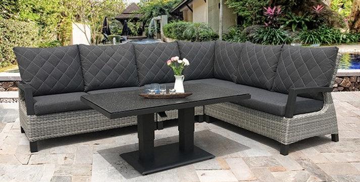 Regency corner lounge set