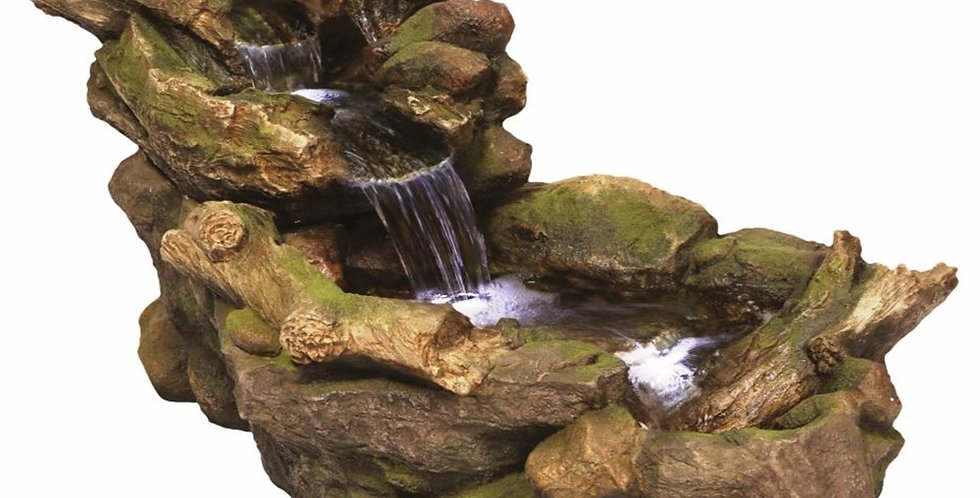 Woodland River Water Feature