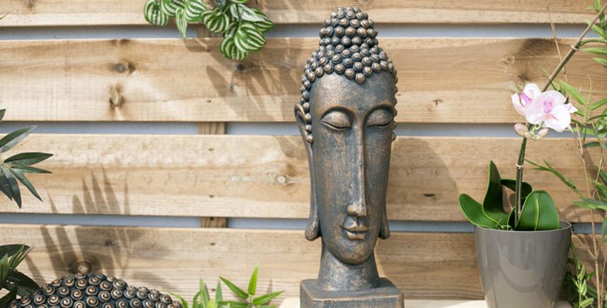 Thin Buddha Head