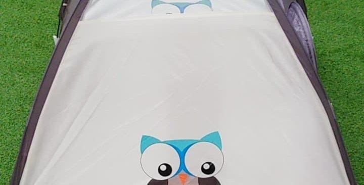 Kid's Play Tent - Owl, Panda or Ladybug