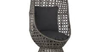 Maizie swivel cocoon chair